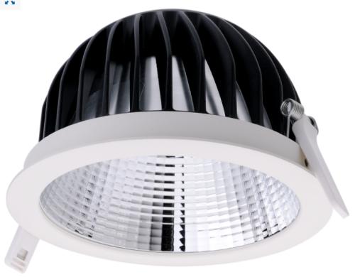 Gambar salah satu lampu downlight jenis LuxSpace G4
