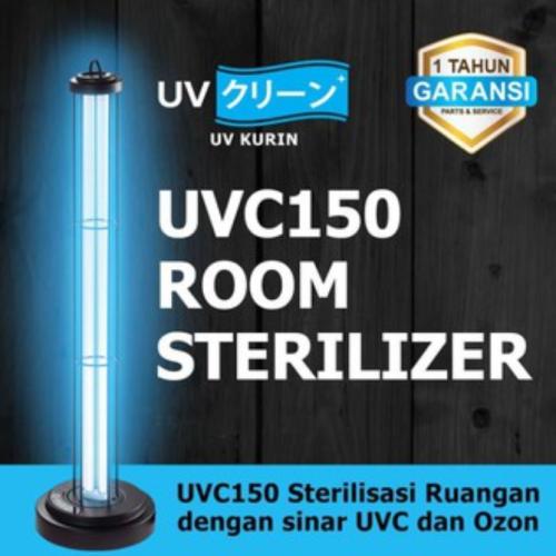 Gambar lampu UV yang dapat digunakan untuk sterilisasi  ruangan salon