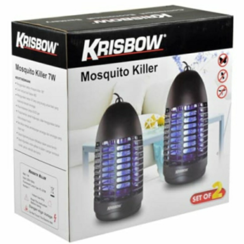 Gambar lampu UV Krisbow - mosquito killer