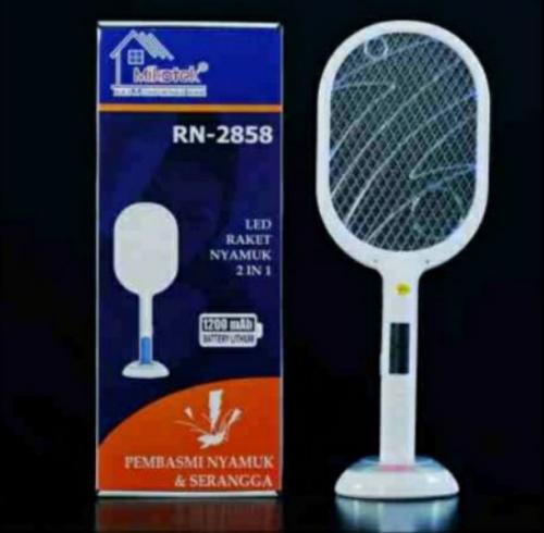 Gambar raket nyamuk MIKOTEK dengan LED