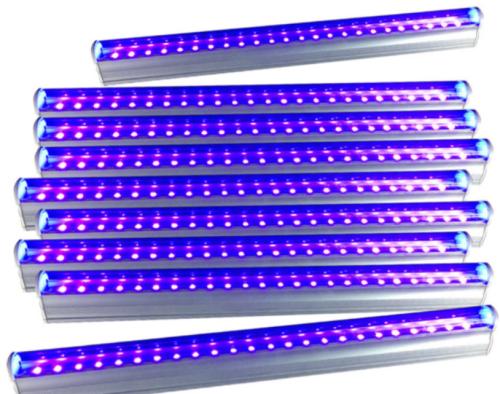 Lampu V LED strip
