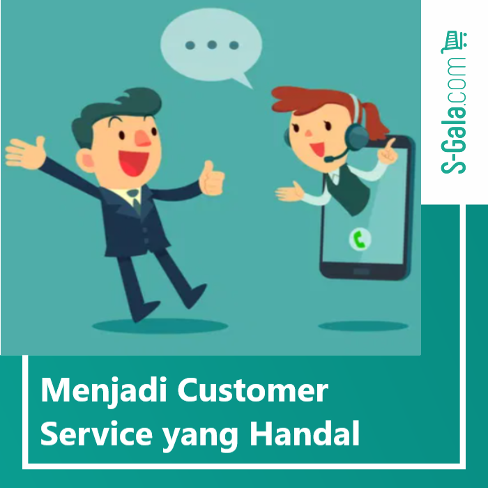 Customer service yang handal