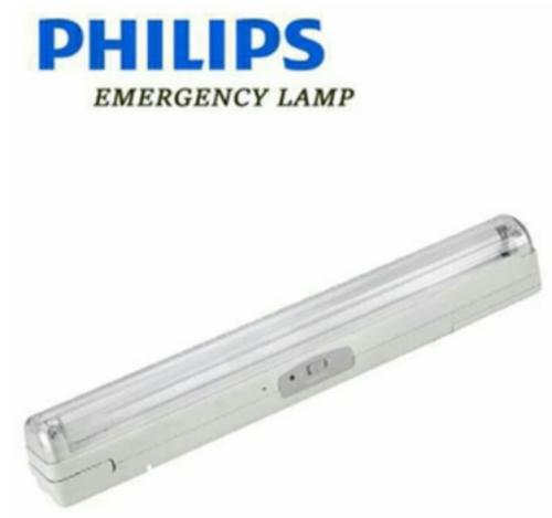 Lampu emergency TL merk Philips
