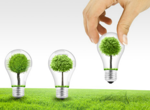 Lampu LED ramah lingkungan