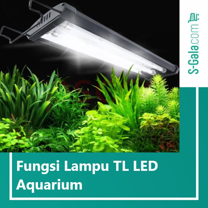 Lampu TL LED Aquarium