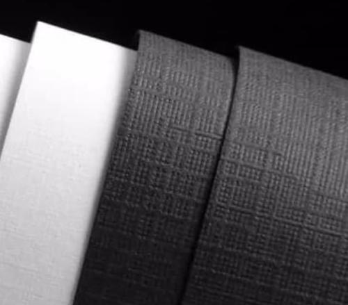 Gambar tekstur karton linen
