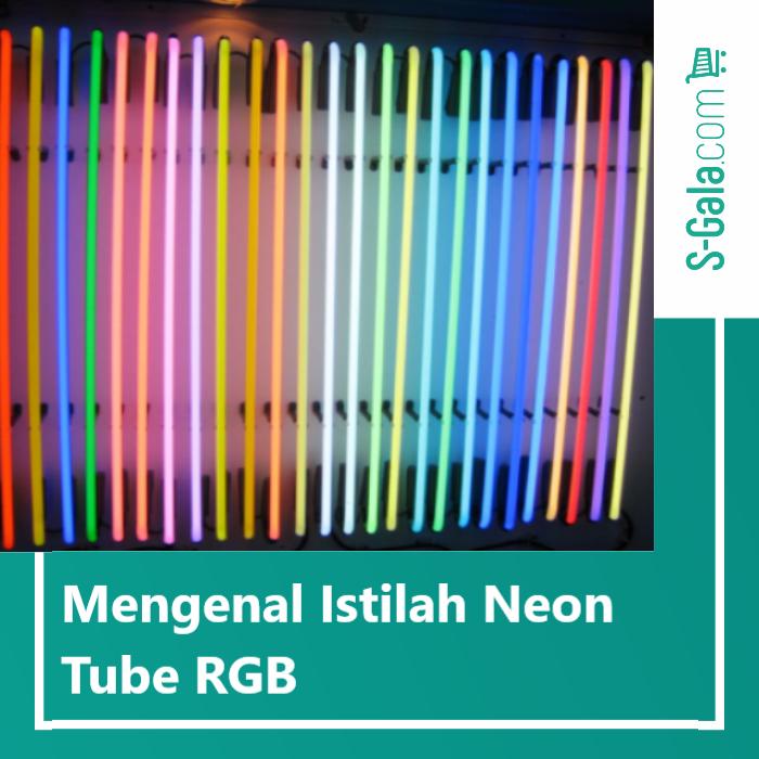 neon tube RGB