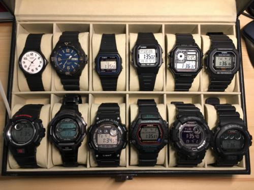 Gambar berbagai macam model jam tangan
