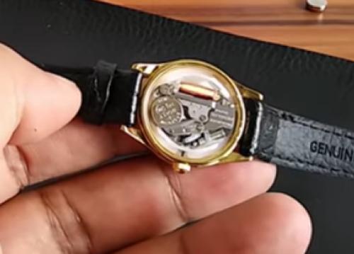 Ganti baterai jam tangan