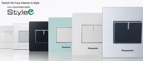 Panasonic e-style