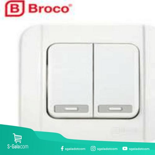saklar dan stop kontak Broco