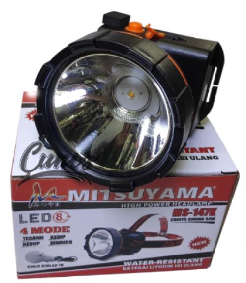 headlamp mitsuyama