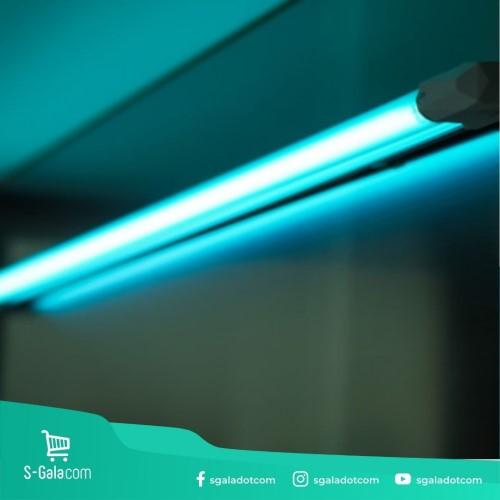 Memperbaiki lampu UV