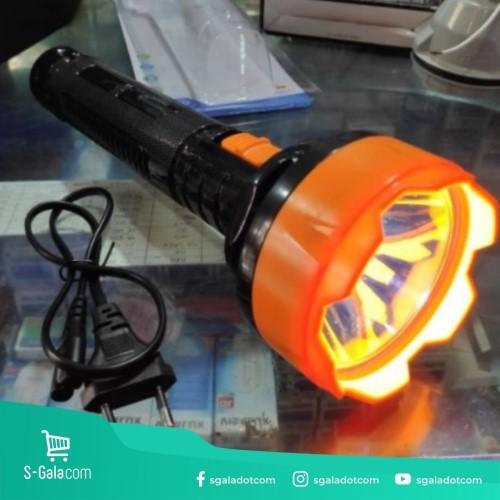 Memperbaiki Senter LED Cas