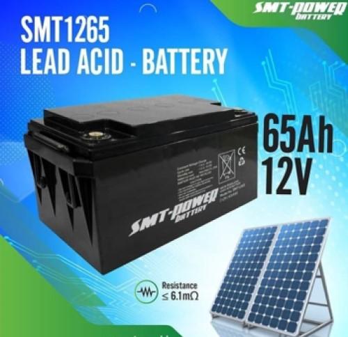 baterai untuk lampu tenaga surya