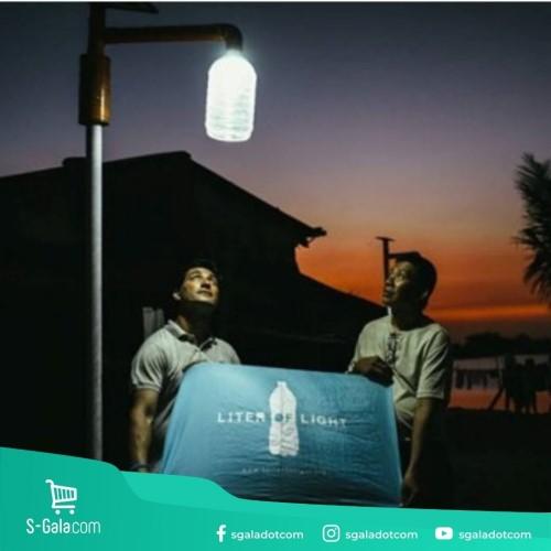 Cover Kreasi Lampu Hias Solar Cell