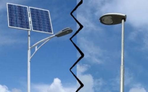 solar cell vs listrik PLN