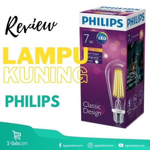 Lampu Kuning Philips
