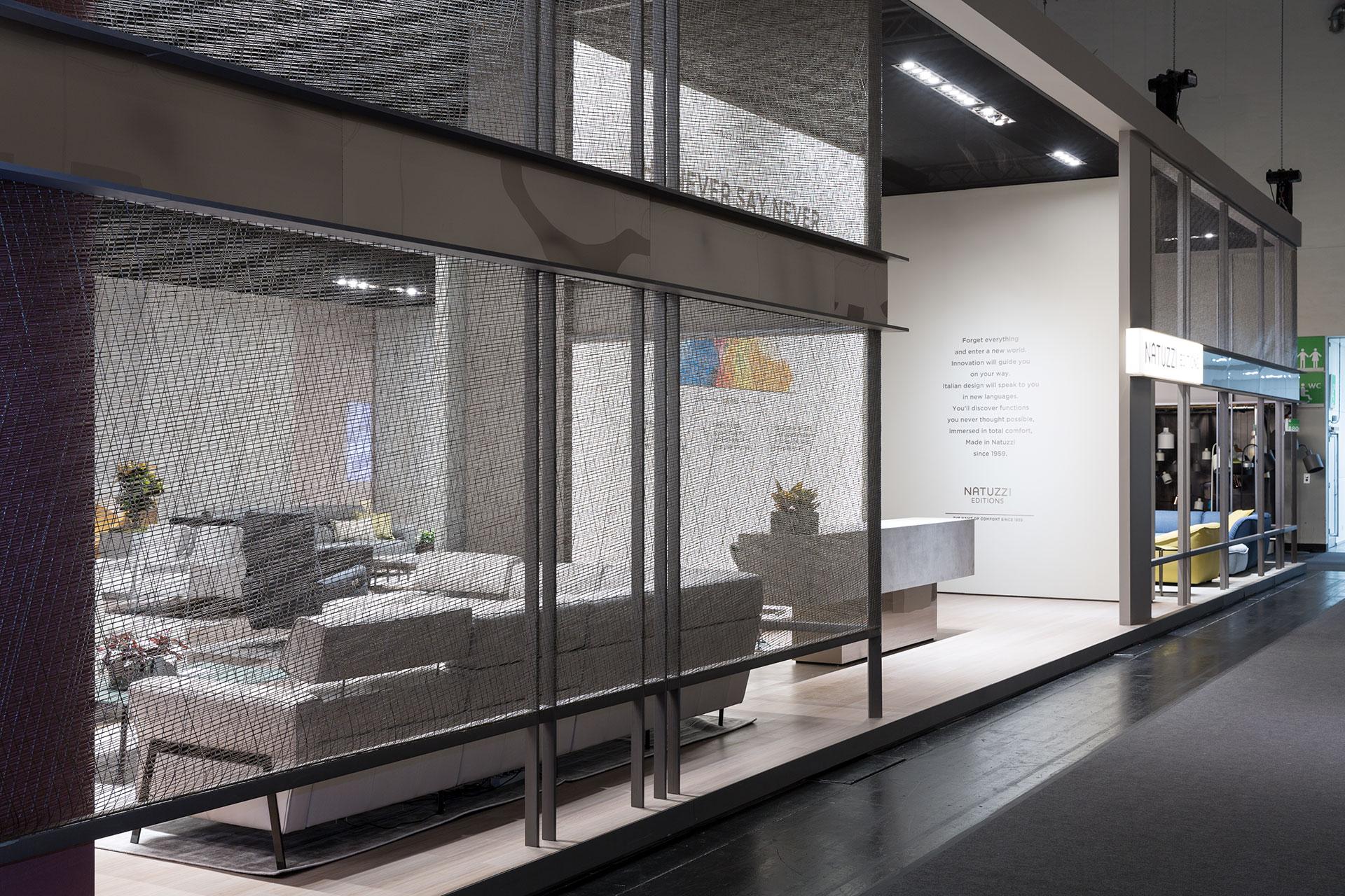 Natuzzi | Salone del Mobile