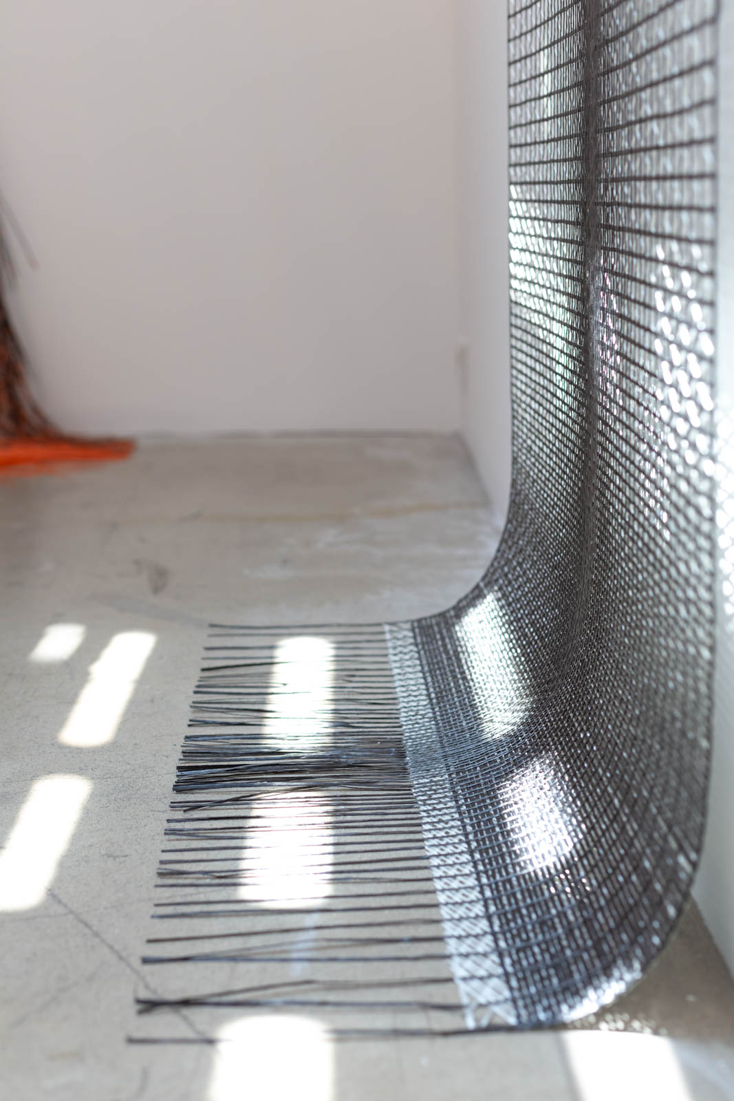 Customizable textile for architecture, design and art