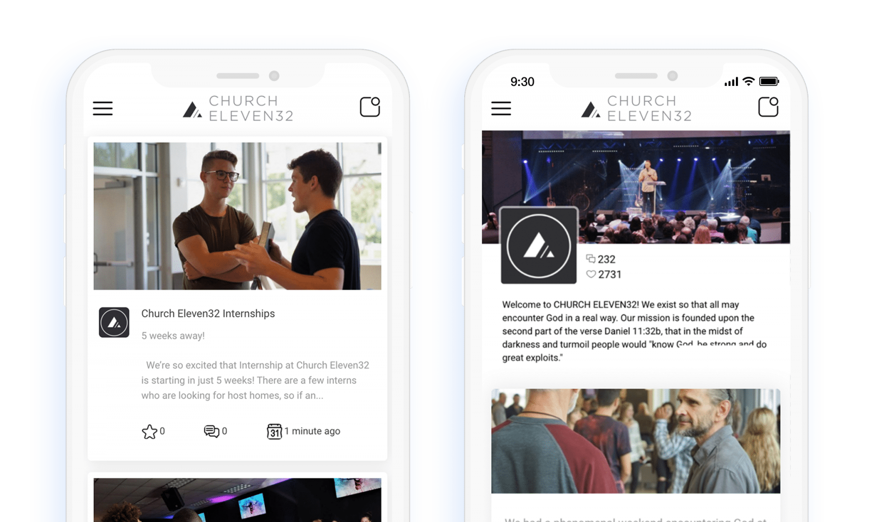 Custom Branded Church App by Church Base | All In One Solution