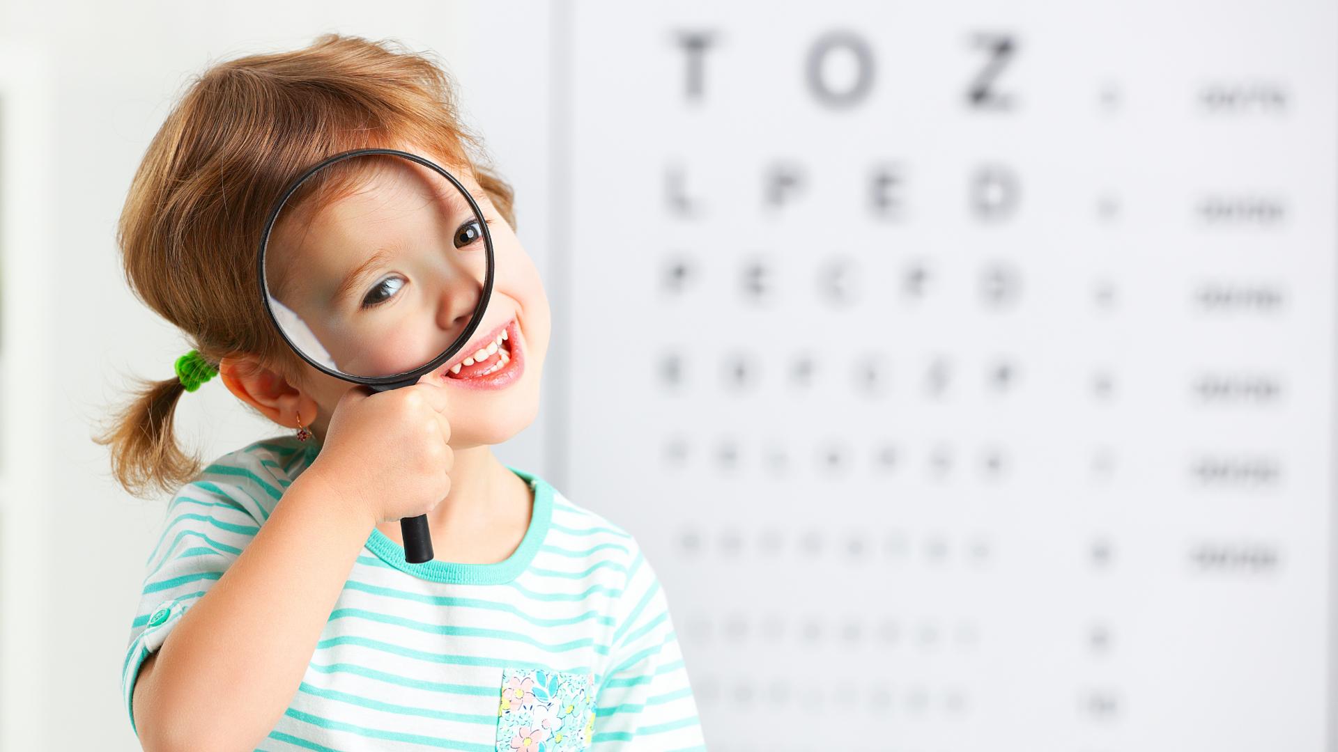 Depistarea afectiunilor oftalmologice la copii