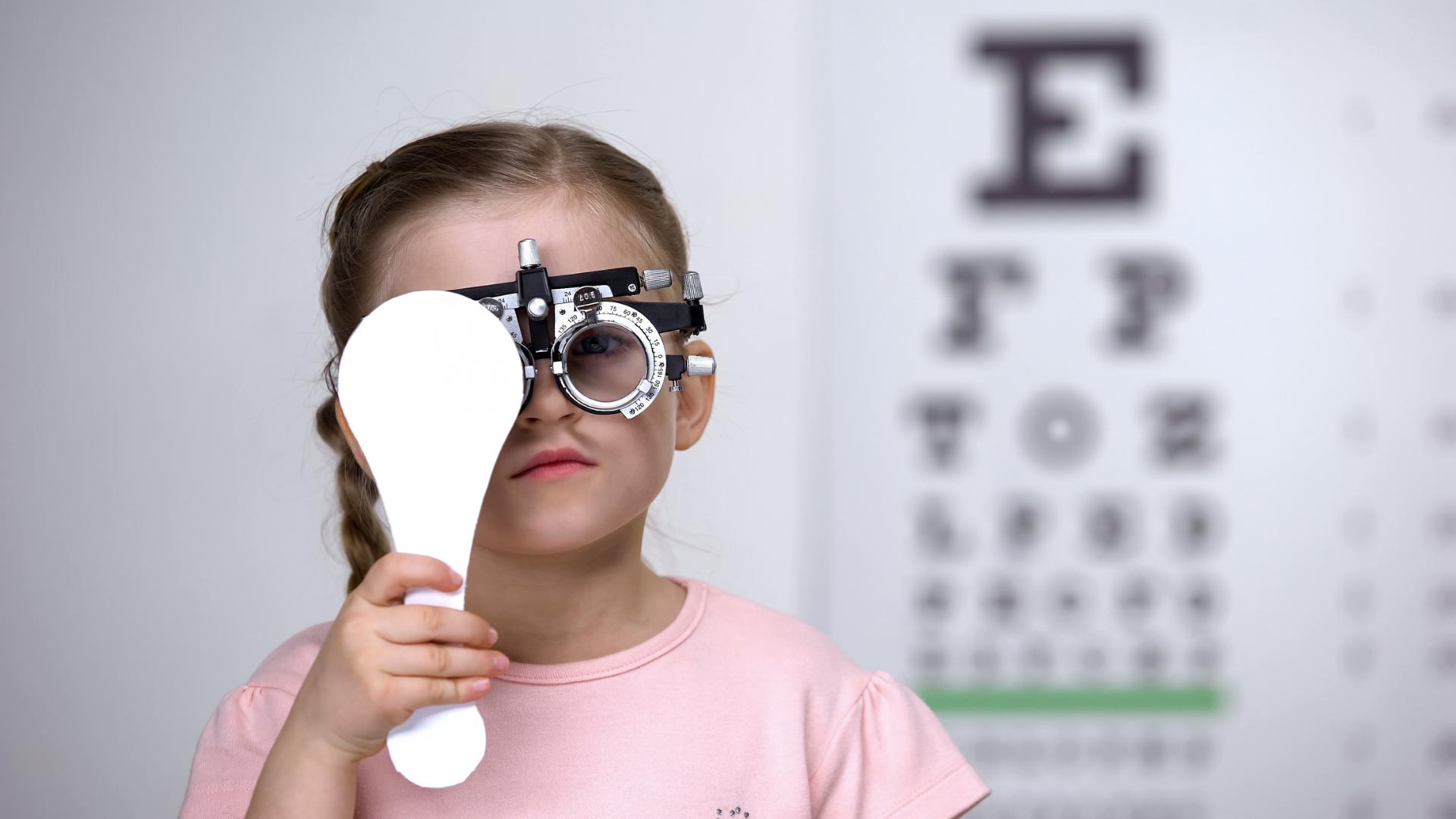 Vicii de refractie - astigmatism