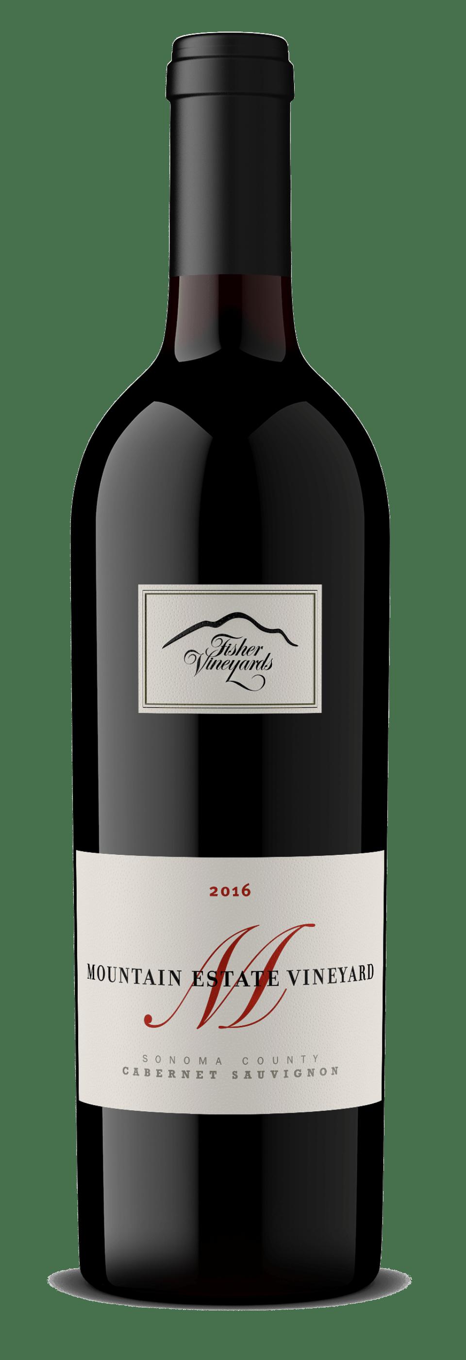2016 Mountain Estate Vineyard