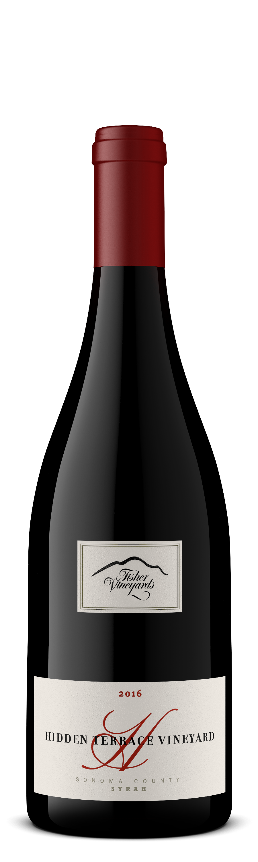 2016 Hidden Terrace Vineyard
