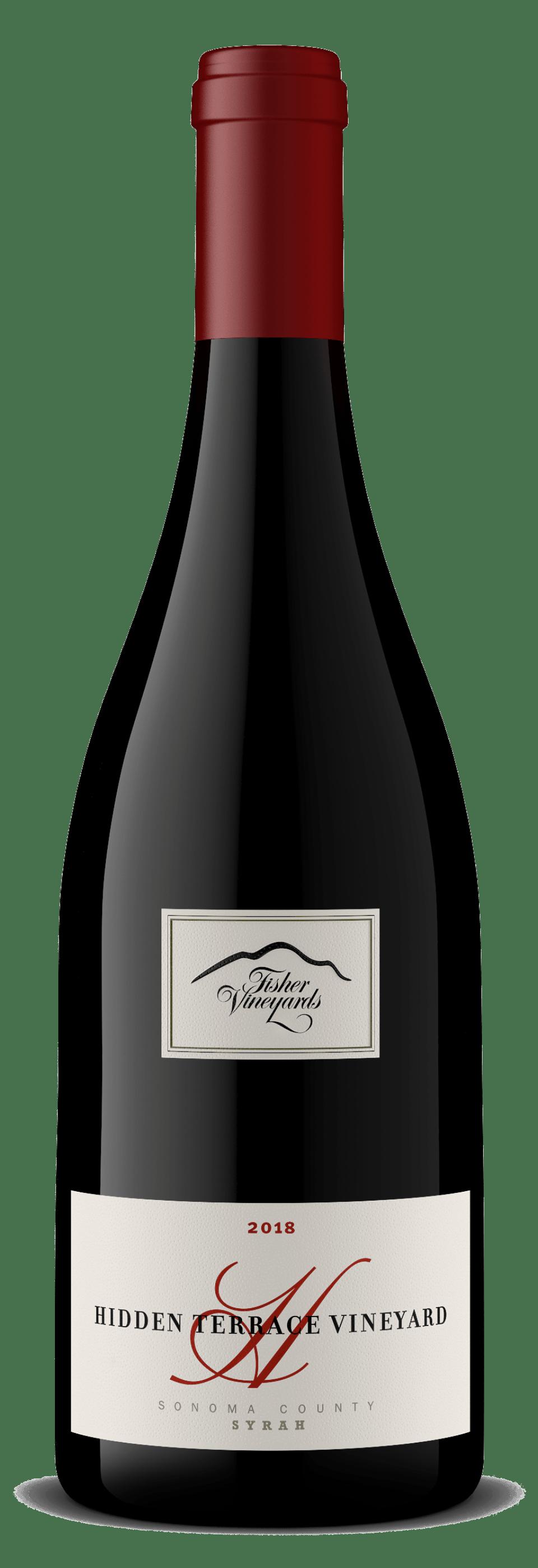 2018 Hidden Terrace Vineyard