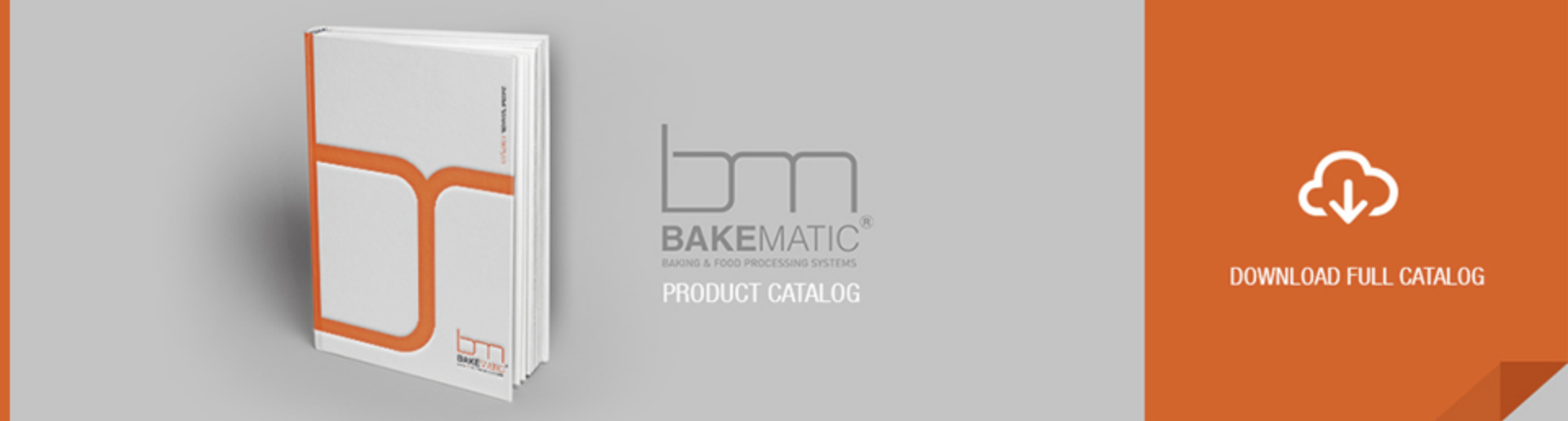 Bakematic Catalog