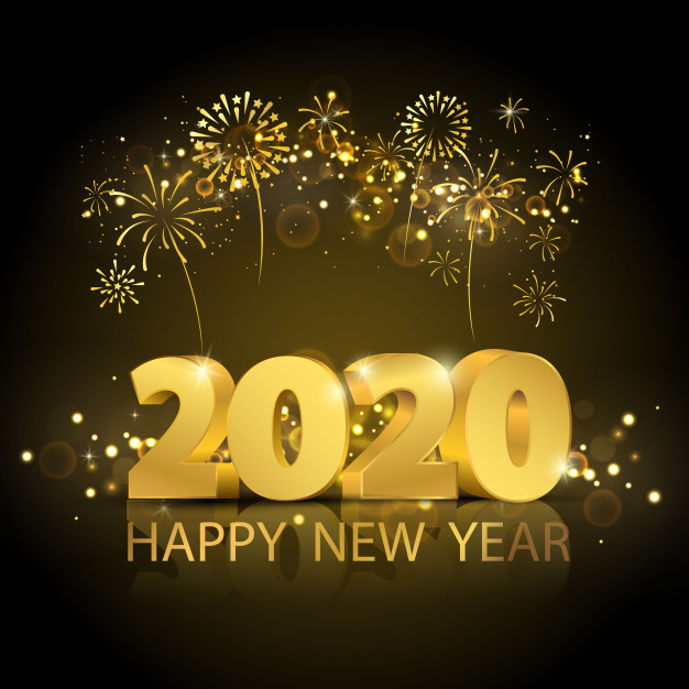 Happy New Year 2020 - Back In action on..