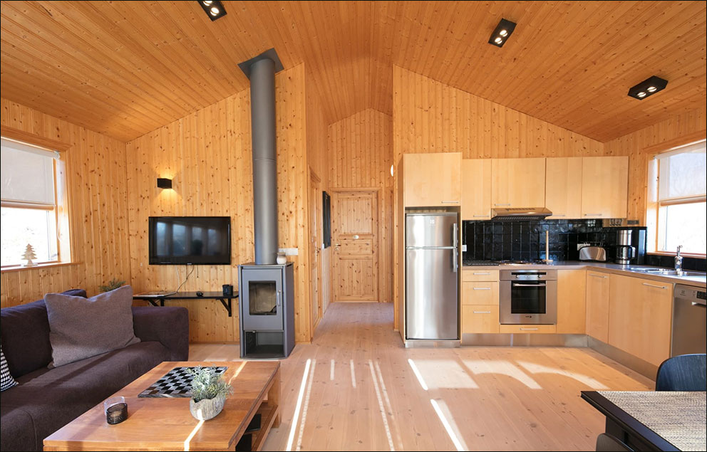 Cabin Holiday Home