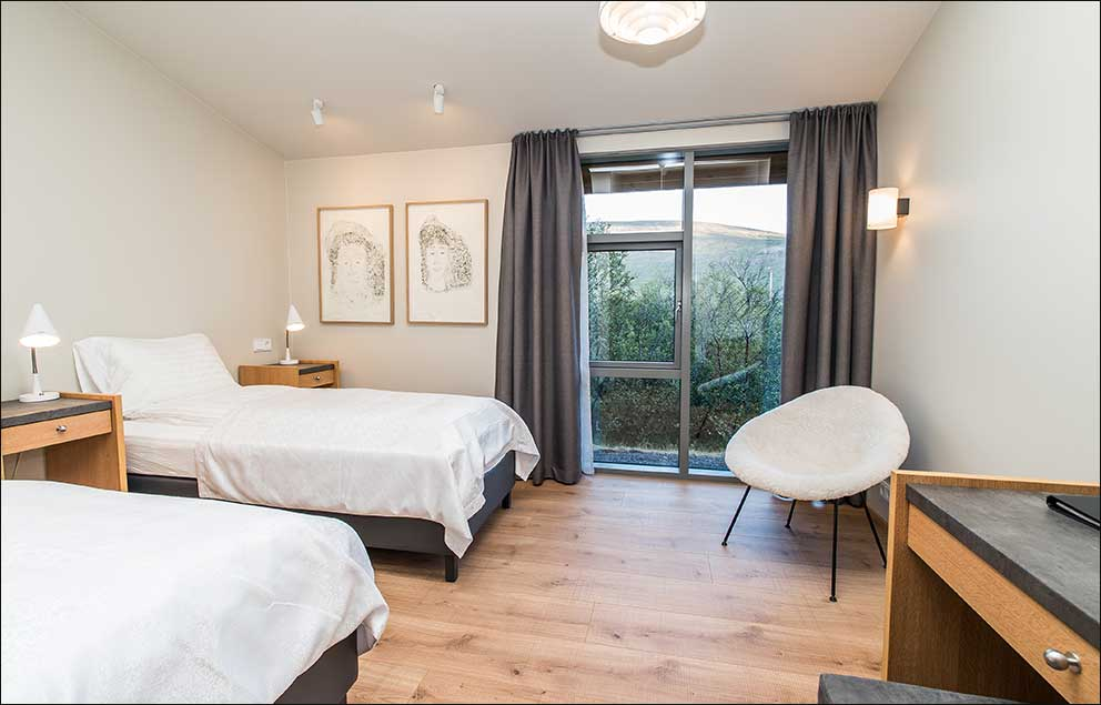 Hotel Húsafell Standard Room