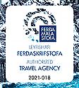 Authorized travel agency Iceland