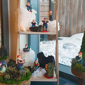 Guests of Hotel Husafell get a taste of Iceland's unusual holiday folklore.