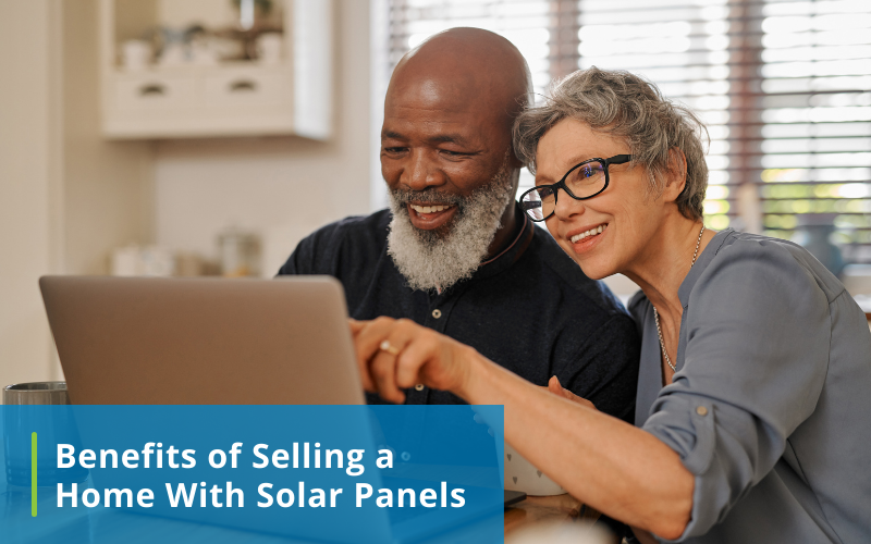 Benefits of Selling a Home With Solar Panels