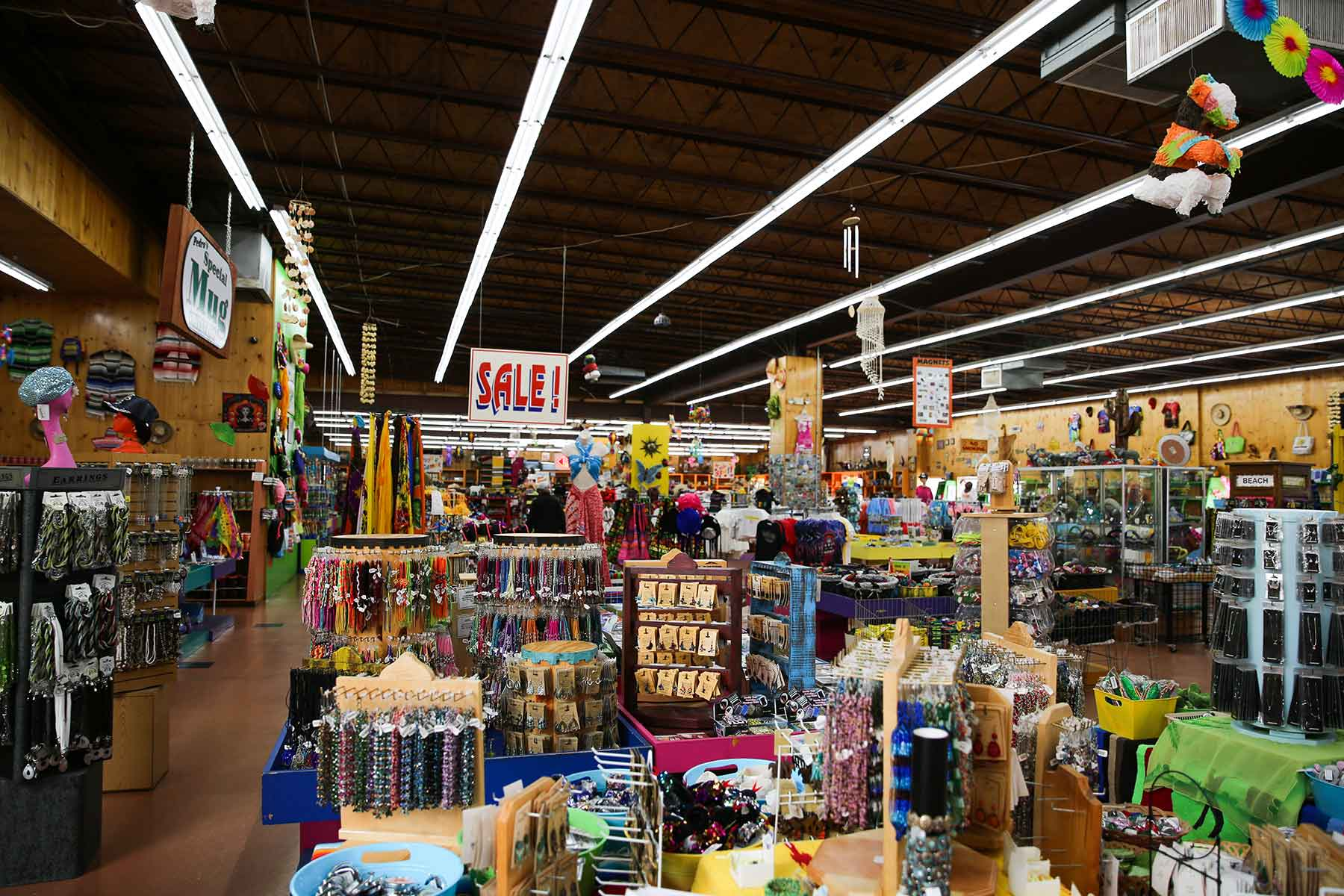 Mexico Shop East - South of the Border on