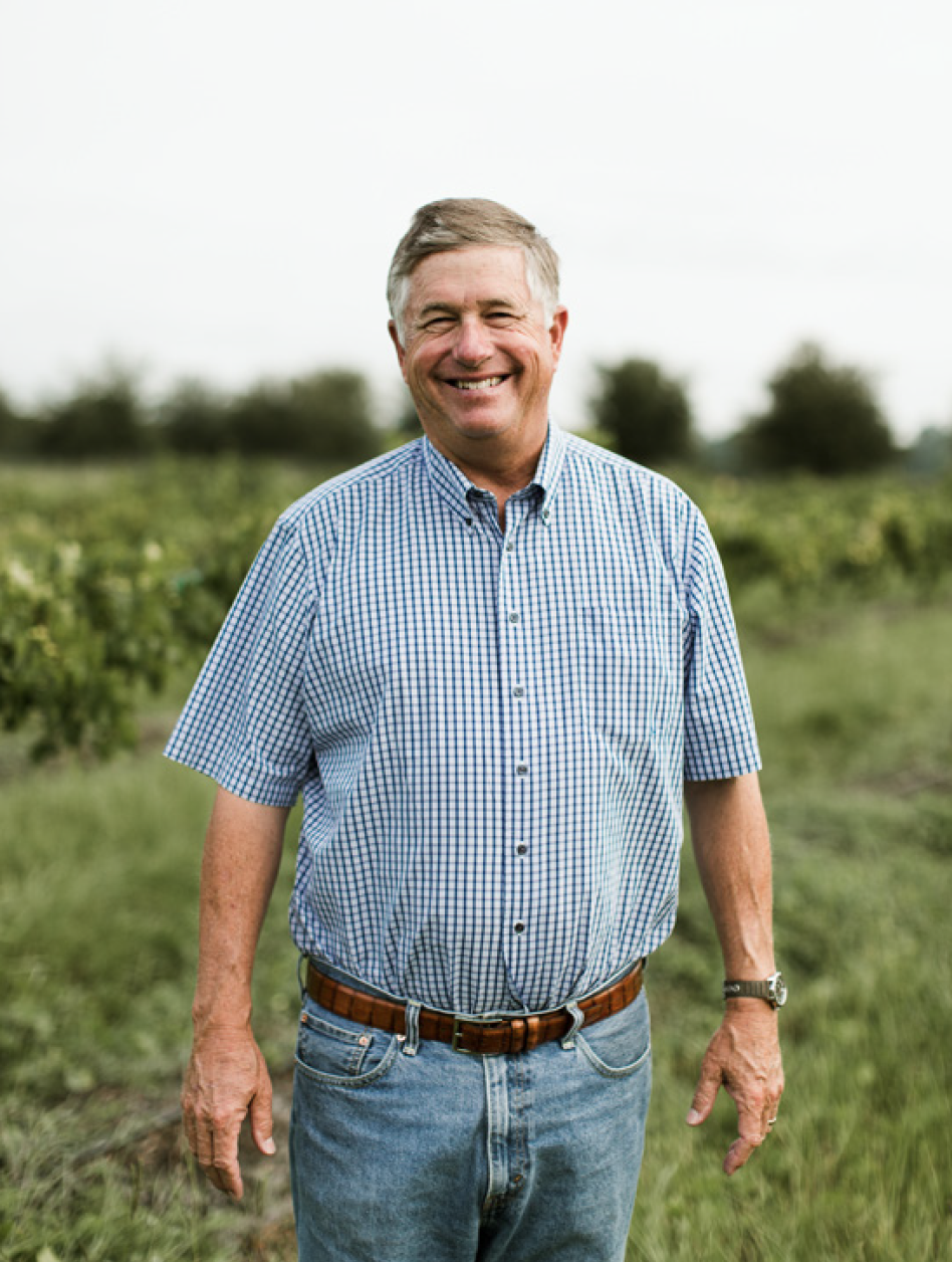 Jeff Meyer, the founder of Johnny Appleseed Orchards LLC, could be called a modern-day Johnny Appleseed.