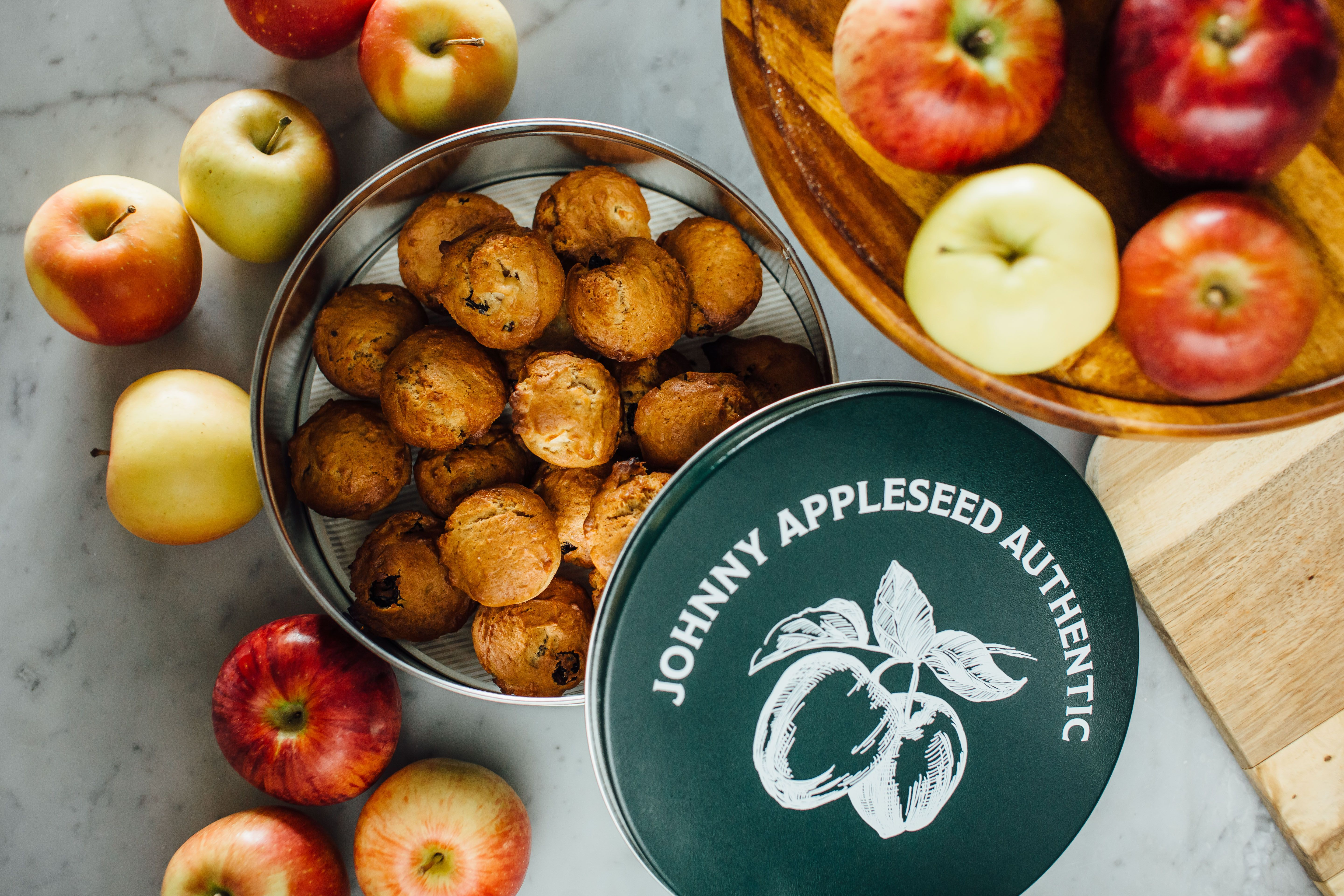 Johnny Appleseed Organic Fresh Apples