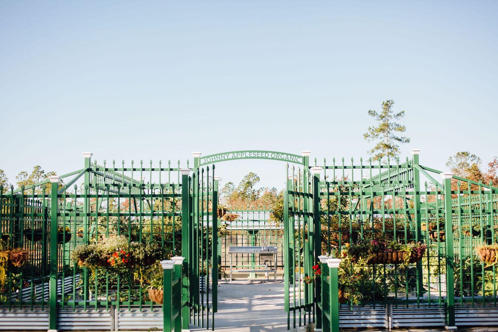 Johnny Appleseed Organic Farm