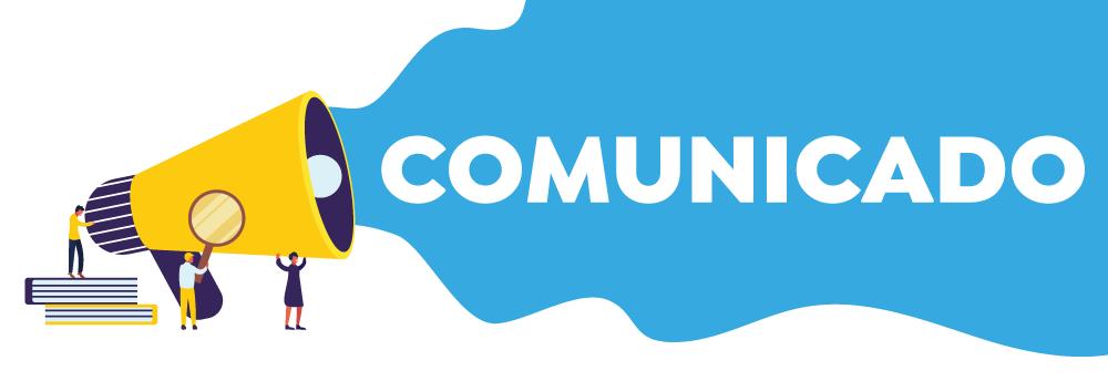 COMUNICADO SOBRE CALENDÁRIO DE PROVAS SEGUNDA ETAPA 1º/2020