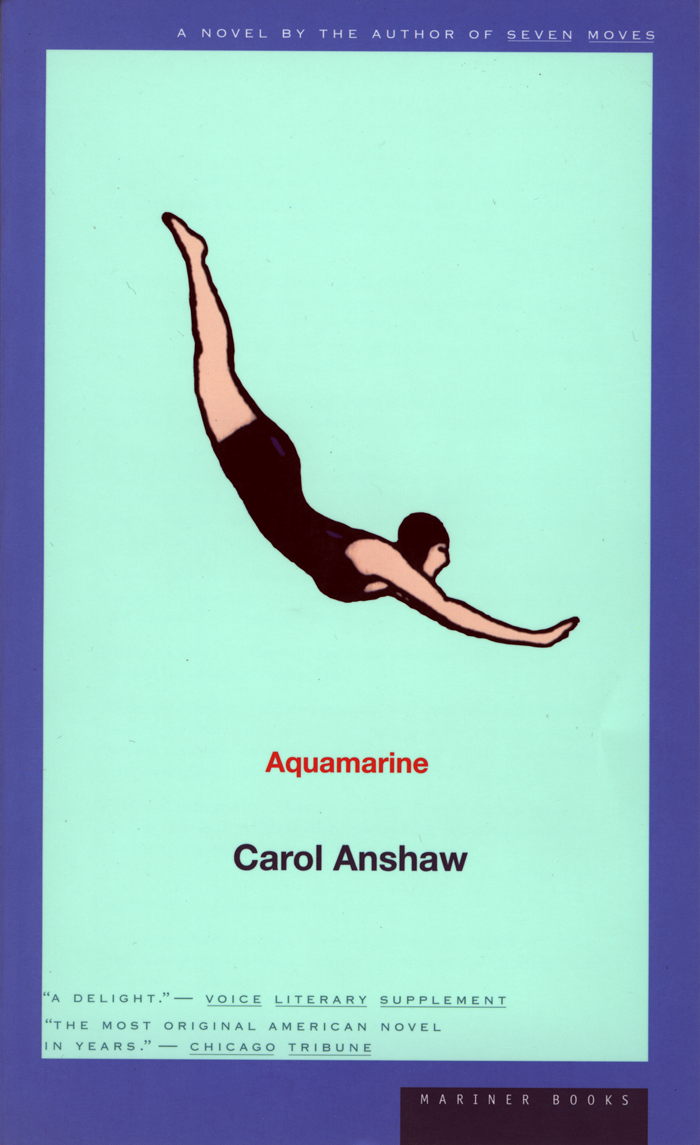 Aquamarine by Carol Anshaw
