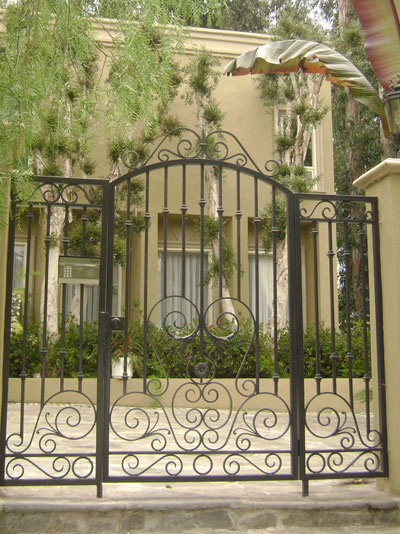 Beautiful iron Gate Design