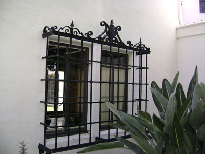 Custom Window Box Gate