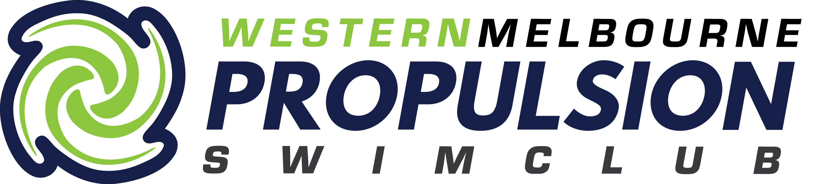 Western Melbourne Propulsion Swimming Club logo