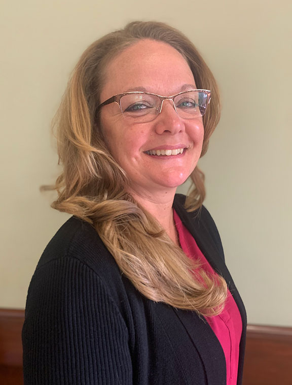 Amber Duncan, Director of Dining Services, Amber Duncan headshot