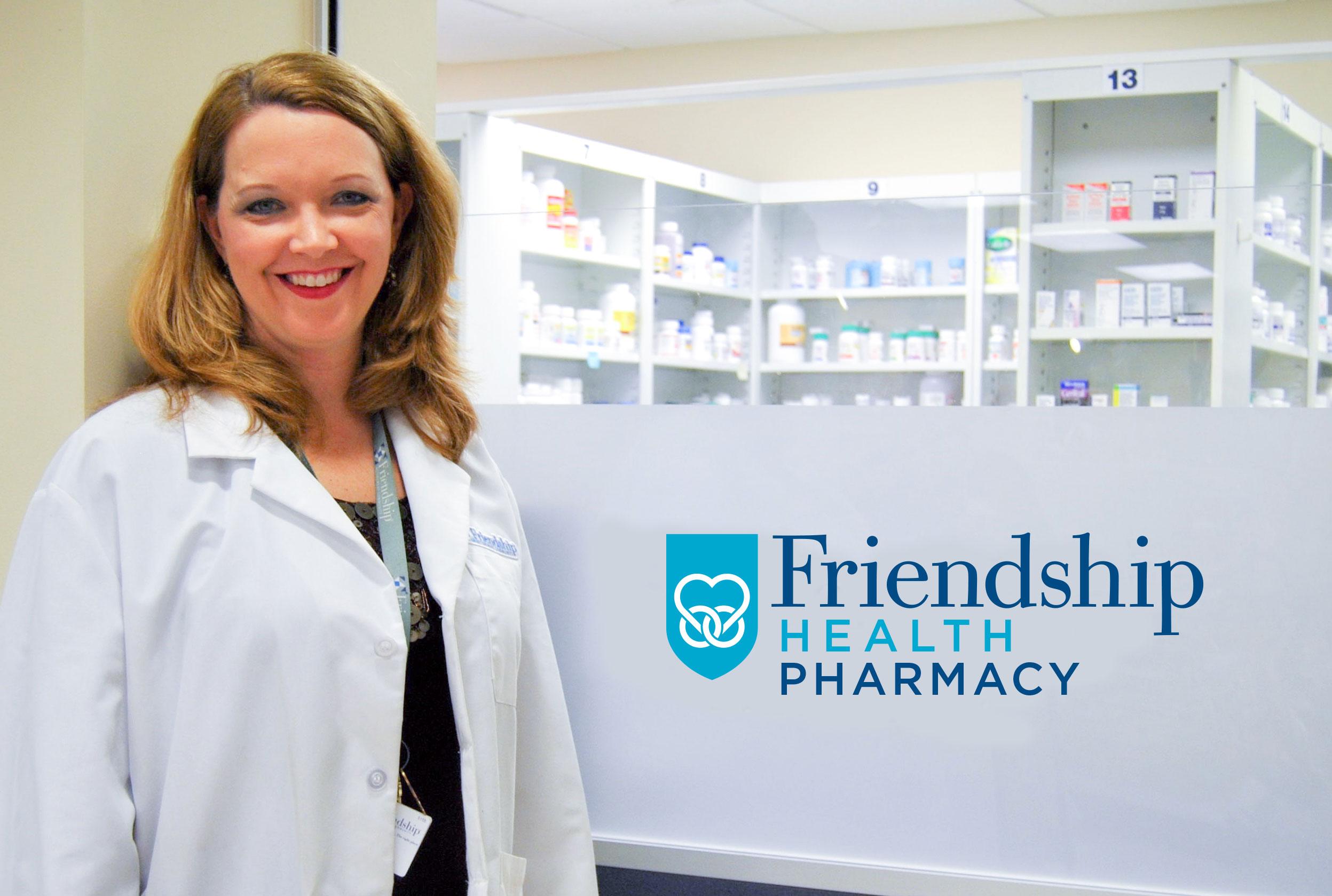 Sam in pharmacy