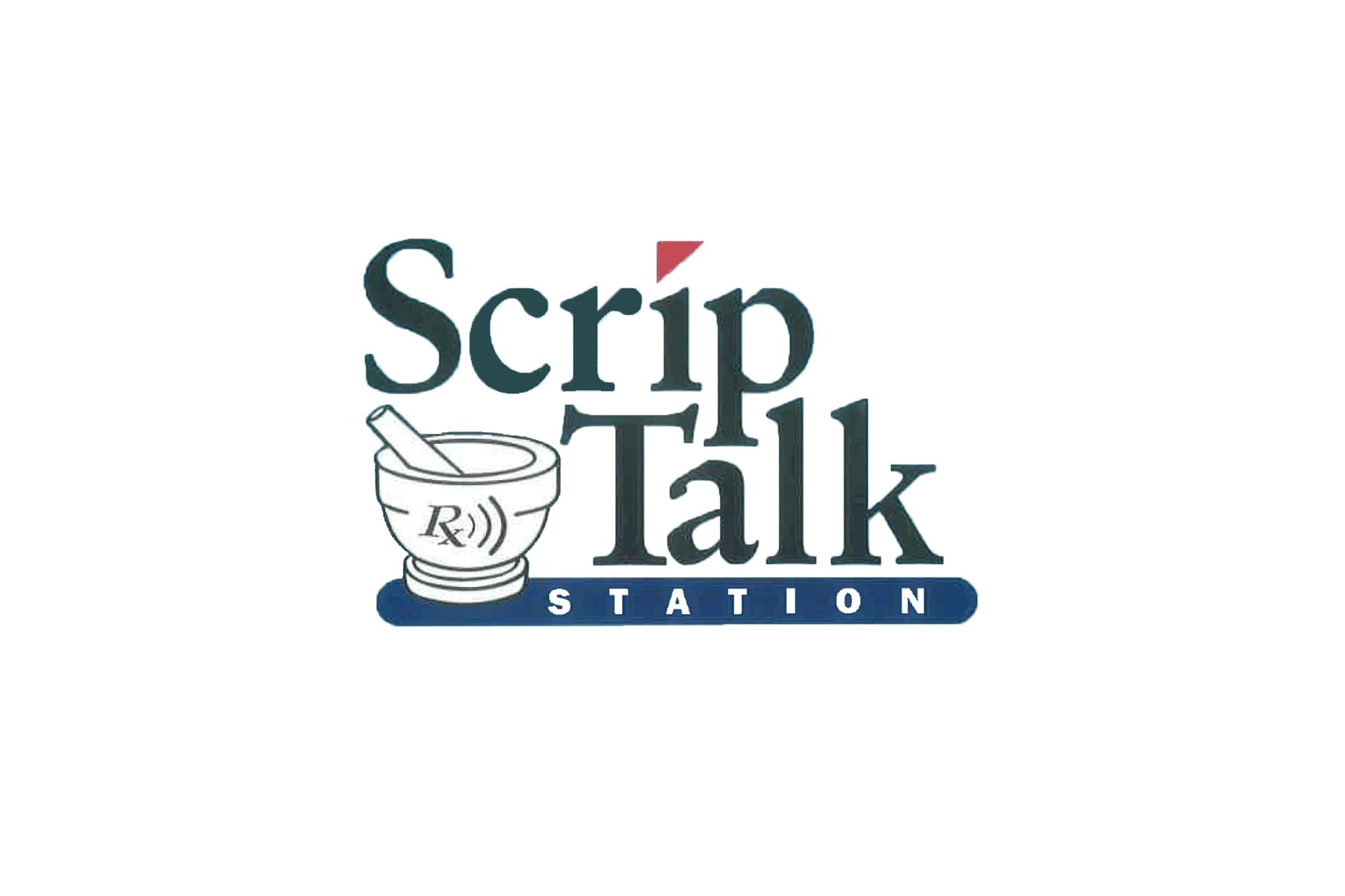 Scripttalk logo