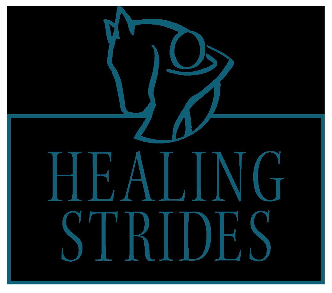Healing Strides logo
